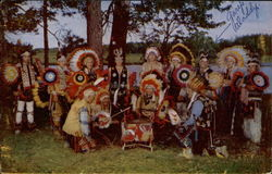 Wa-Swa-Gon Indian Dance Team