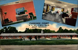Cherokee Court U.S. 301, 2 miles North