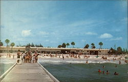 The Manatee County Public Beach and Pavilion