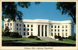 Alabama State Highway Department Building