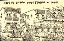 The El Paseo Courtyard - 1994