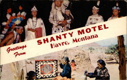 Greetings From Shanty Motel
