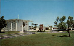 Our Lady of Florida Passionist Monastery & Retreat House Postcard