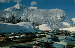 Ski area, Snoqualmie Summit