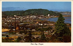 One of the Busy Cities of the Oregon Timber Industry