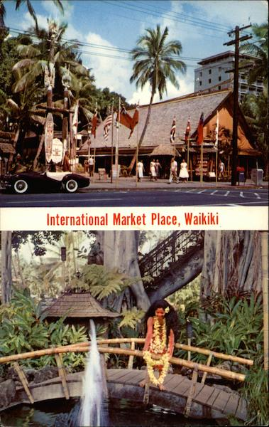 International Market Place Waikiki Hawaii
