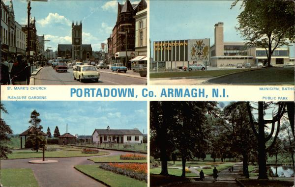 Portadown, Co. Armagh Ireland