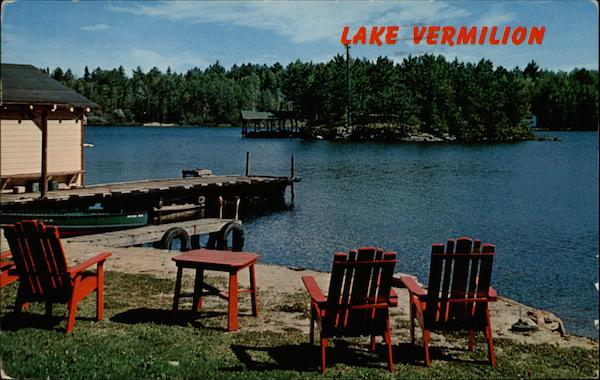 Lake Vermilion Minnesota