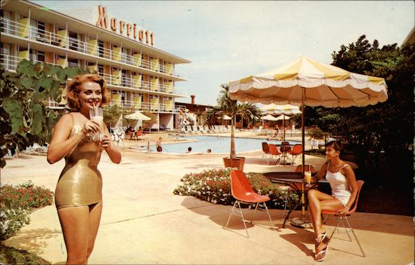 Marriott - Key Bridge Motor Hotel Washington District of Columbia