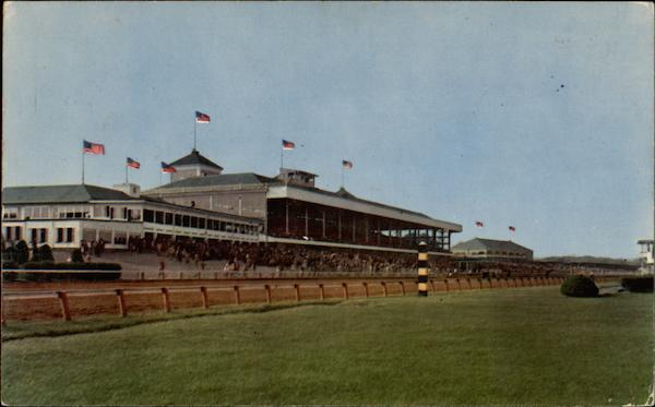 In the s, Rockingham Park was the place to be. Trains packed with Bostonians pulled right up to the grandstand. Seventy-nine year old Charlotte Hamilton saw it all. Her father was a starter at.