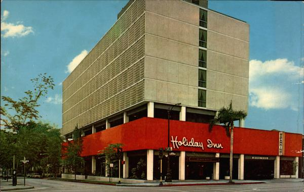 Holiday Inn Beverly Hills California