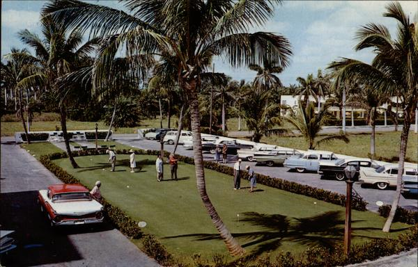 Practice Putting Green - The Talbot Delray Beach Florida