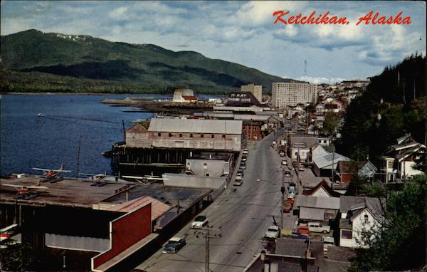 Alaska's First City Ketchikan