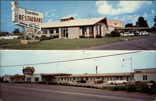 Travelers Motel And Restaurant Maryville Tn