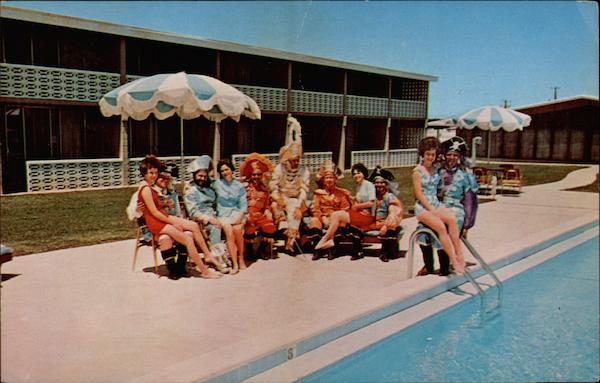 Coronado motor hotel fort walton beach fl for Beach city motors fort walton beach fl