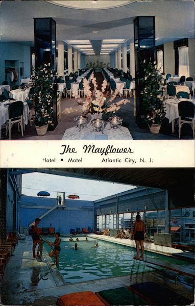 Mayflower Hotel   Boardwalk at Tennessee Avenue The