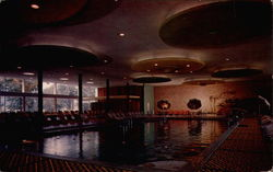 Indoor Pool at the Nevels Country Club