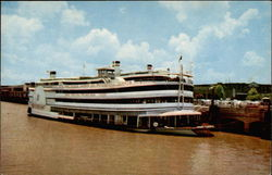 The Mississippe River Excursion Liner S.S. President