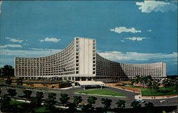 The Washington Hilton Postcard