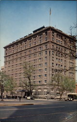 Roger Smith Hotel Postcard