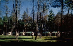 Cabins at Point Breeze on Lake Wentworth