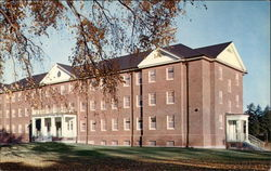 New Women's Dormitory, Bates College