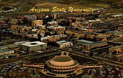 Arizona State University Postcard
