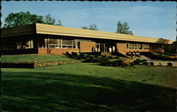 Calvine Coolidge Library, Castleton State College