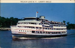 The Wilson Line M. V. Liberty Belle