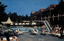 The Beverly Hills Hotel, Sand and Pool Club