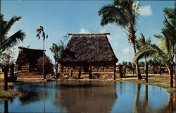 Fijian chief's house