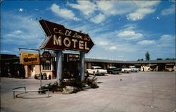 El Don Motel Postcard
