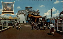 Autofare - Chrysler Corporation's Giant World's Fair Exhibition