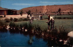 Hesperia Trout Farm