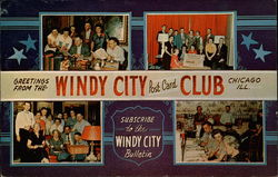 Greetings from the Windy City Postcard Club