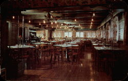 Game Lodge Hotel Pheasant Dining Room, Custer State Park