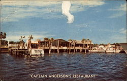 Captain Anderson's Restaurant Lounge and Pier