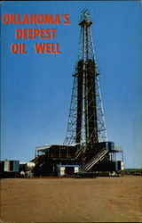 Oklahoma's Deepest Oil Well