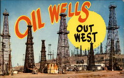 Oil Wells Out West