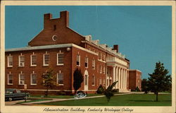 Administration Building, Kentucky Wesleyan College