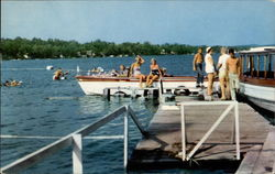 Boats are available at the state park