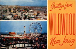 Greetings From Wildwood, New Jersey