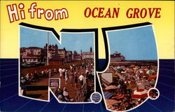 Hi from Ocean Grove, N.J