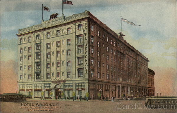 Hotel Argonaut (Society of California Pioneers Building) San Francisco