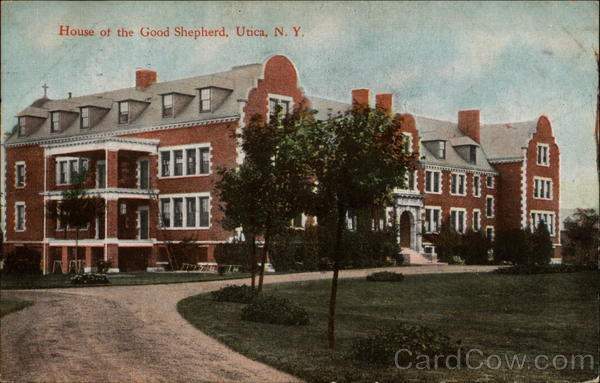 House of the Good Shepherd Utica New York