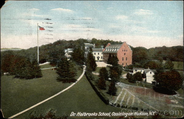Dr. Holbrooks School Ossining on Hudson New York