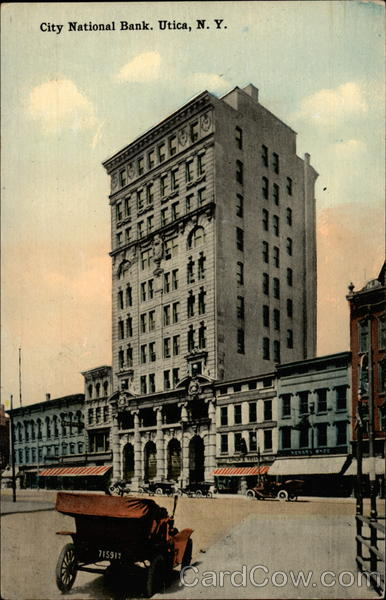 City National Bank Utica New York