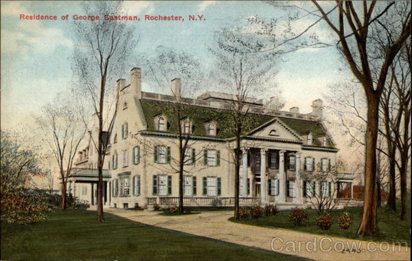 Residence of George Eastman Rochester New York
