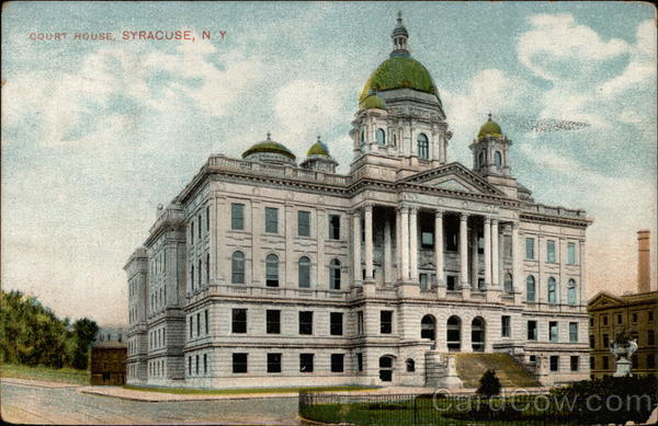 Court House Syracuse New York