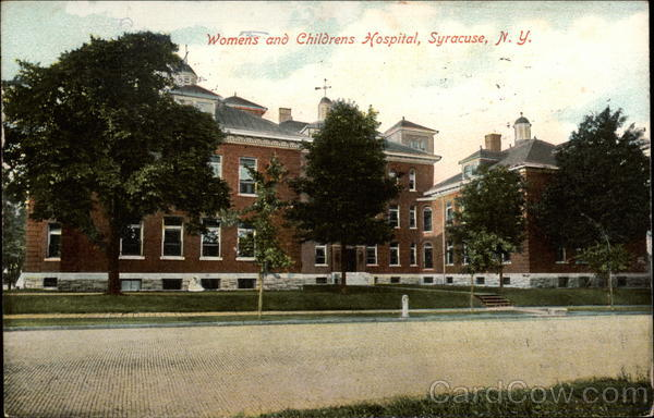Womens and Childrens Hospital Syracuse New York